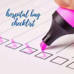 2020.05.07 hospital bag checklist